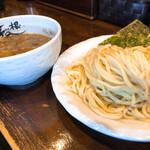 麺屋 茅根 - つけ麺 750円