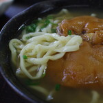 南部そば - 麺