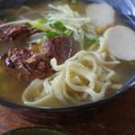 Sanchoumenoshimasobaya - 麺