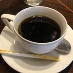 アジアンビストロ Dai - 食後のホットコーヒー