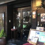 アジアンビストロ Dai - 入口