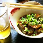 大衆割烹まるはち - さば琉球(¥400)美味し!