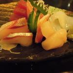 寿司の美喜仁 - お刺身盛り合わせ