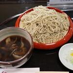 そば紀 - 料理写真:つけ舞茸