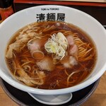 清麺屋 - 鶏そば醤油