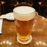 ニューミュンヘン - サッポロ生ビール デラックスジョッキ