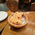 ニューミュンヘン - 地鶏の唐揚(スモール)