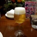 アンジェリー フレスカ - 生ビール:190円