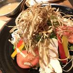 華蓮 - 華蓮サラダ