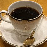 長靴と猫 - で、恒例のコーヒーカップ&ソーサーは