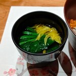 天麩羅 おばた - にゅう麺