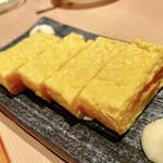 Niwakayachousuke - 玉子焼き(税別580円)
