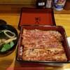 うなぎ源八 - 料理写真:鰻重 特上