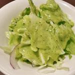 143487543 - ココットカレーのグリーンサラダ