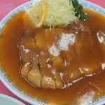 大成軒 - 料理写真:ポークソテー