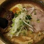 らーめん黒山 - 料理写真:コク味噌