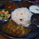 南インド料理 レジナ - 料理写真:クリスマスメニュー