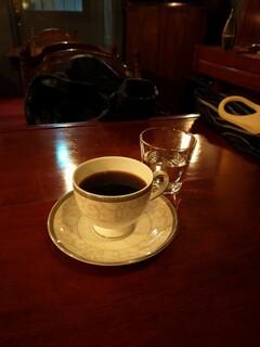 ヤマトヤ - 珈琲はあっさりか苦味か二択