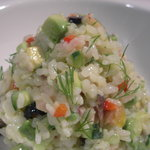 IL SUD - 具だくさん 米とアボカドのサラダ