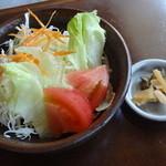やまもと - サラダ&漬け物