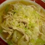 14350656 - 鶏ねぎ麺