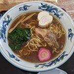 十兵衛 - 料理写真:醤油ラーメン