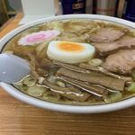 中華そば 富士屋 - 【ワンタンメン…800円】♫2020/12