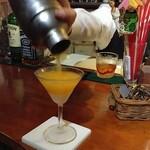 バオバブ - オレンジで1杯