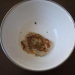 ムサシマルカフェ - ワンコハンバーグ