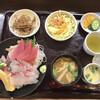 海鮮亭 いっき - 料理写真:お好み 三色丼定食
