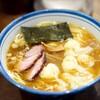 Menyahayashimaru - 料理写真:醤油+海老わんたん
