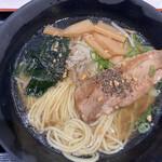 うまかラーメン - 麺ミセ ( ´θ`) 恒例