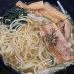 うまかラーメン - 麺ミセ ( ´θ`)