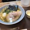 らぁ麺 桃の屋 - 料理写真:あっさり塩玉らぁ麺+バター
