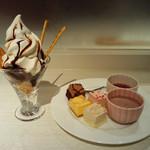 KurumeriaARK - 手作りチョコレートパフェとプチデザート