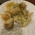 La Coccinella - 真鱈の白子のフリット