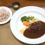 ochanomizuogawaken - ハンバーグ