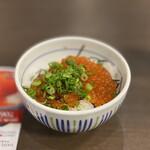なか卯 - いくら丼(並) 790円