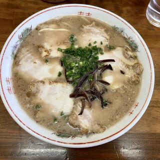 田の久 - 料理写真:『チャーシュー麺』様(700円)