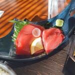 海鮮 日本酒 ほっこり - 本まぐろ