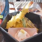 海鮮 日本酒 ほっこり - 海老