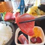 海鮮 日本酒 ほっこり - 赤身