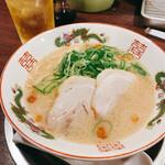 福ヤ - とんこつ久留米ラーメン 750円