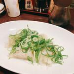 福ヤ - 一口水餃子 4個220円