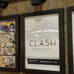 BRITISH RESTAURANT CLASH -