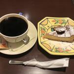 きっさこ - 珈琲とチーズケーキで1,050円