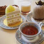 パティスリー SATSUKI - 購入したケーキたち