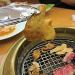 焼肉 幸楽 - 豚ホルモン
