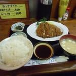 Tonkatsuyoake -
