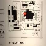 143546764 - 施設内地図の109番区画が、このお店です。